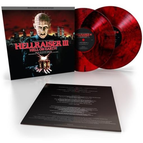 Hellraiser III Hell On Earth (OST) (vinyl)