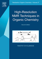 High-Resolution NMR Techniques in Organic Chemistry - T.D.W. Claridge