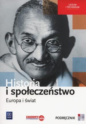 podręcznik historia i społeczeństwo europa i świat