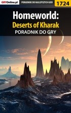 Homeworld: Deserts of Kharak - poradnik do gry - epub, pdf - Patrick `Yxu` Homa