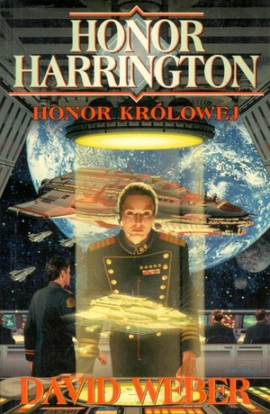 HONOR KRÓLOWEJ seria Honor Harrington
