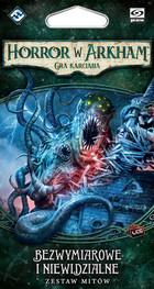 Galakta Horror w Arkham: Gra karciana - Bezwymiarowe i Niewidzialne