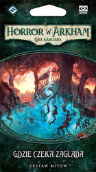 Galakta Horror w Arkham: Gra karciana - Gdzie czeka zagłada