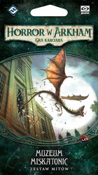 Galakta Horror w Arkham: Gra karciana - Muzeum Miskatonic