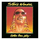 Hotter Than - Japanese Papersleeve - Stevie Wonder