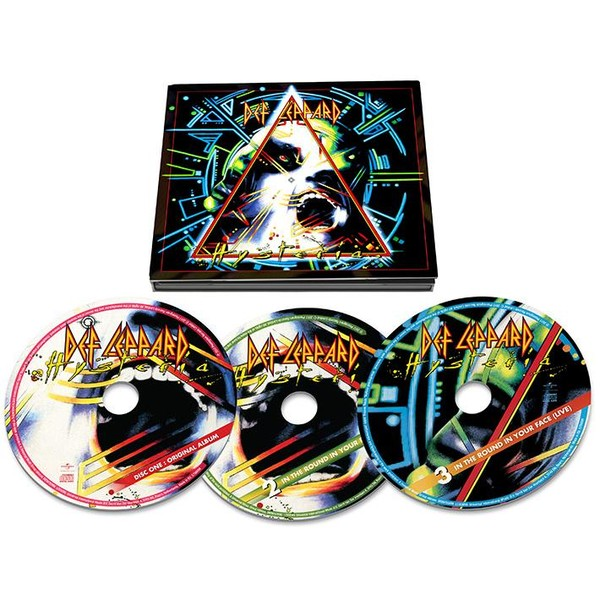 Hysteria (Remastered) (Deluxe Edition)