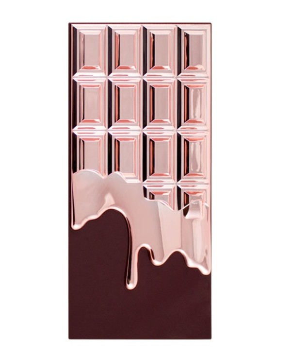 I Heart Chocolate Rose Gold Paleta cieni do powiek