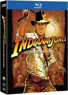 Indiana Jones Quadrilogy - Steven Spielberg
