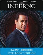 Inferno (Steelbook) - Ron Howard