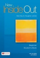 New Inside Out Beginner. Student`s Podręcznik + CD + eBook