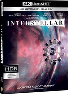 Interstellar (4K Ultra HD) - Christopher Nolan