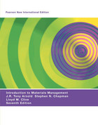 Introduction to Materials Management - J.R.Tony Arnold, Stephen N. Chapman, Lloyd M. Clive