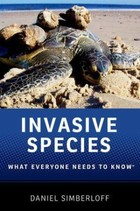Invasive Species - Daniel Simberloff