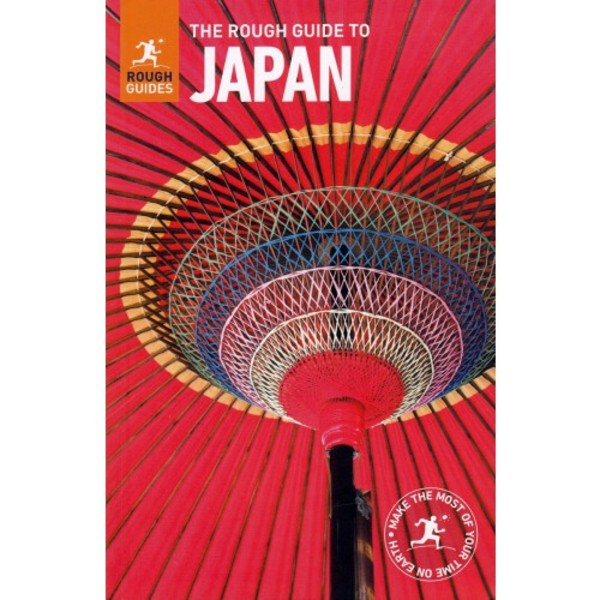 The Rough Guide to Japan / Japonia Przewodnik
