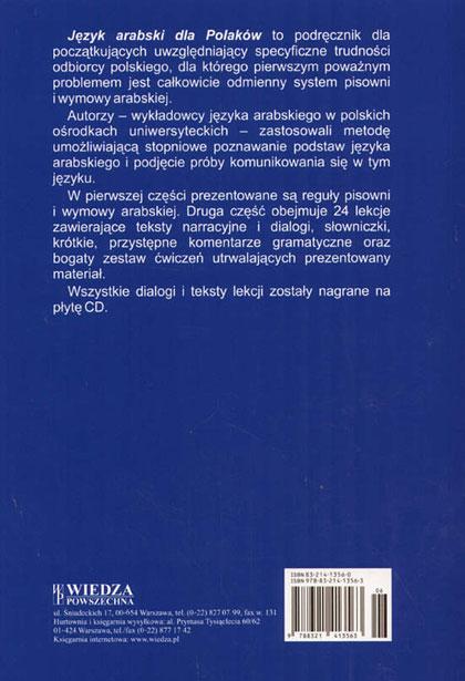 język arabski dla polaków pdf chomikuj