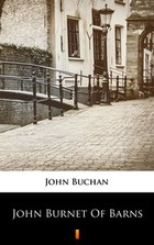 John Burnet of Barns - mobi, epub - John Buchan