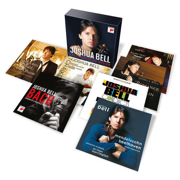 Joshua Bell: The Classical Collection (Box)