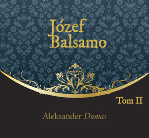 Józef Balsamo Tom 2 audiobook CD