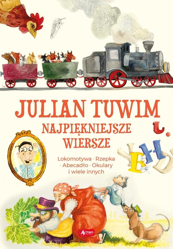 Julian Tuwim Najpiękniejsze wiersze - Julian Tuwim