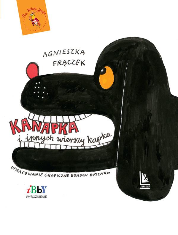 Kanapka I Innych Wierszy Kapka Agnieszka Frączek Książka