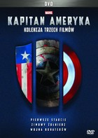Kapitan Ameryka Trylogia - Joe Johnston, Joe Russo, Anthony Russo
