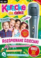 Karaoke dla dzieci Rozśpiewane Dzieciaki z mikrofonem (PC)