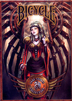 Karty Bicycle: Anne Stokes Collection Steampunk