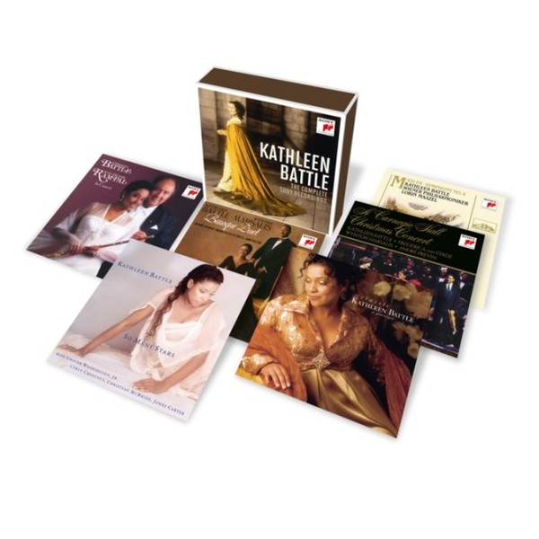 Kathleen Battle: The Complete Sony Recordings (Box)