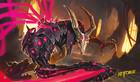Mata do gry KeyForge: Into the Underworld Playmat