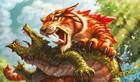 Mata do gry KeyForge: Mighty Tiger Playmat