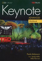 Keynote Advanced Workbook + CD - Mike Harrison, Sandy Millin, Paula Mulanovic