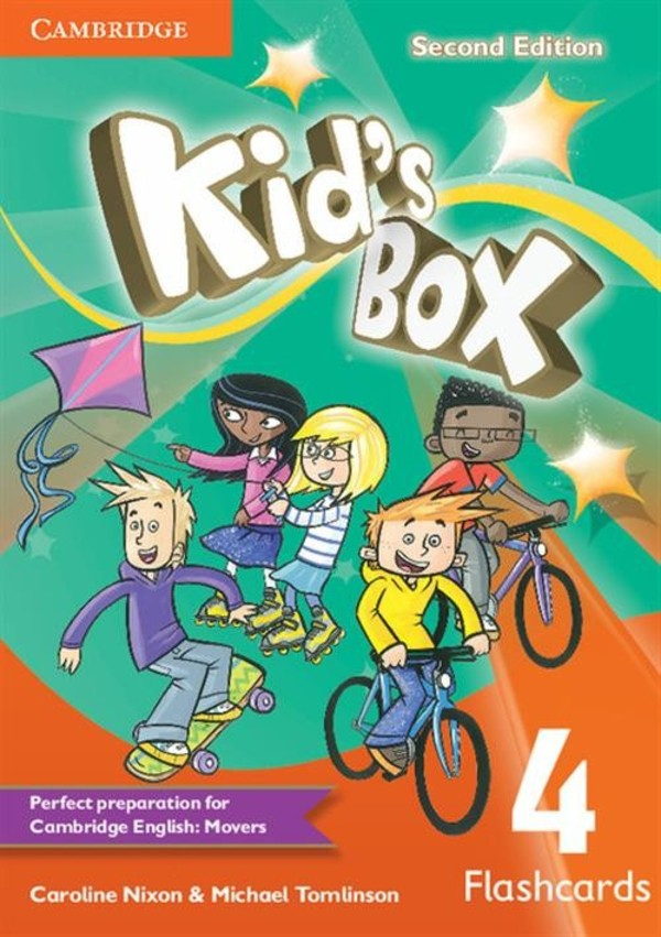 Kid`s Box 4 Flashcards
