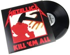 Kill `em All (vinyl) - Metallica