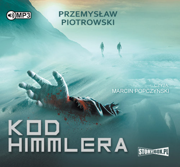 Kod Himmlera audiobook CD