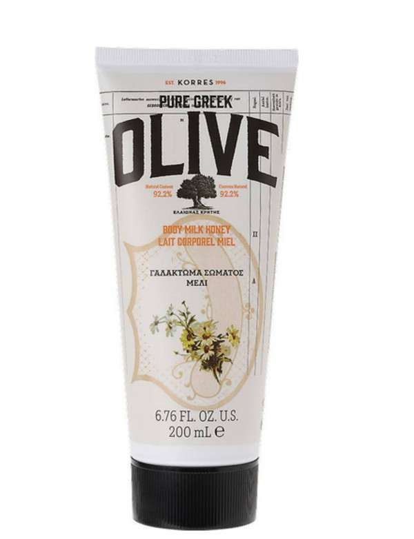 Pure Greek Olive Body Milk Honey Mleczko do ciała