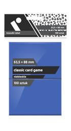 Rebel Koszulki na karty (63,5x88 mm) 100 szt. Niebieskie