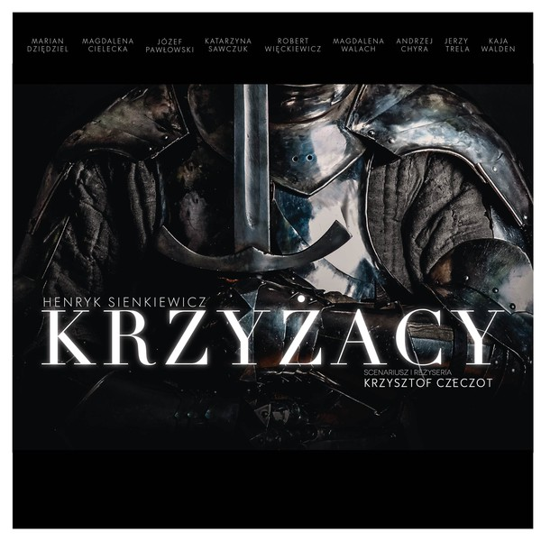 Krzyżacy audiobook MP3