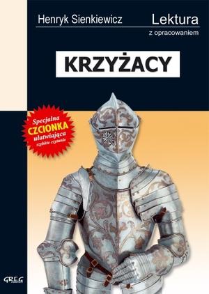 Krzyżacy Henryk Sienkiewicz 1309 Zł Książka W Gandalfcompl