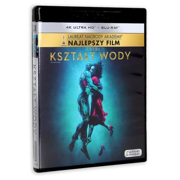 Kształt wody 4k Blu-Ray