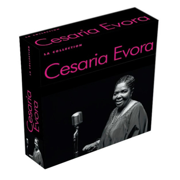 La collection Cesaria Evora (Box)