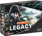 Lacerta Gra Pandemic Legacy (Pandemia) Sezon 2 - Edycja czarna