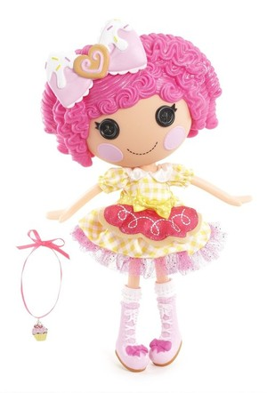 Lalaloopsy Super Silly Party Okruszka