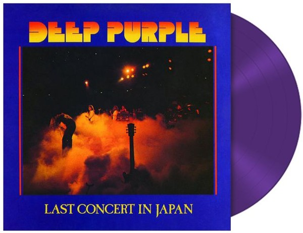 Last Concert in Japan (vinyl) (Limited Edition)