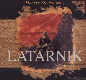 Latarnik audiobook CD