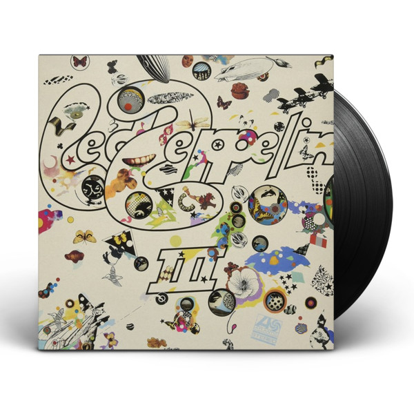 Led Zeppelin III (Remastered) (vinyl)