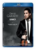 Legacy - Playing For My Life (Blu-Ray) - David Garrett