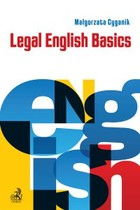 Legal English Basics - pdf - Małgorzata Cyganik