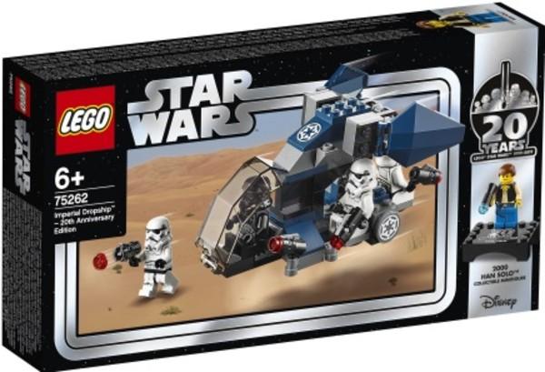 Lego Star Wars Statek Desantowy Imperium Edycja Rocznicowa 75262