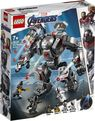 LEGO Marvel Super Heores Pogromca War Machine 76124 -