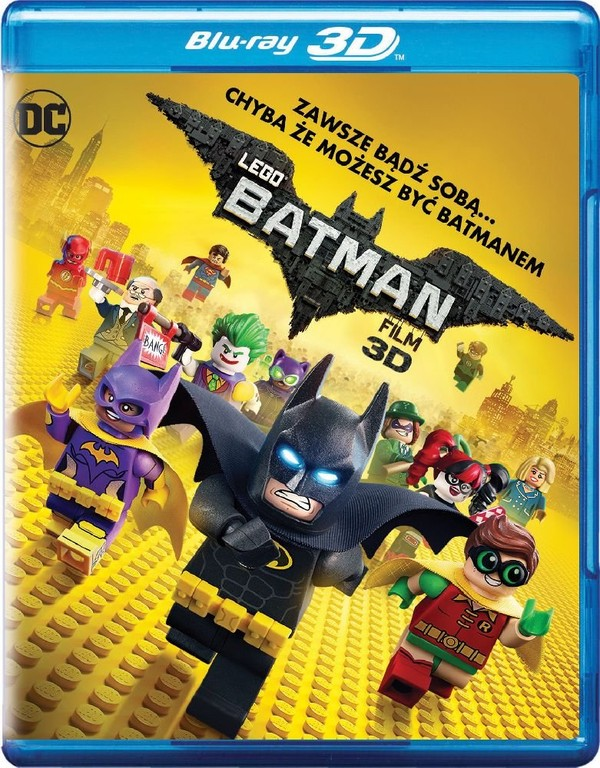 LEGO Batman: Film 3D